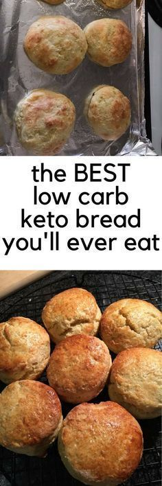 The BEST Low Carb (Fathead) Keto Bread You'll Ever Eat