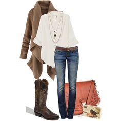 want those boots.. and the rest of the outfit!
