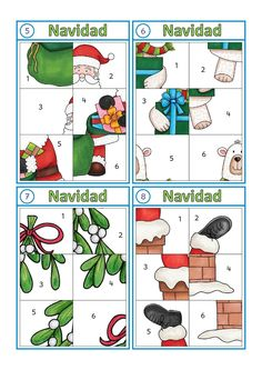 Christmas Worksheets, Christmas Activities For Kids, Preschool Christmas, Christmas Games, Christmas Store, Christmas Mood, Felt Christmas, Xmas Crafts, Crafts For Kids