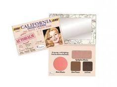 Estojo de Maquiagem Autobalm California - The Balm com as melhores condições você encontra no Magazine Brunav. Confira!