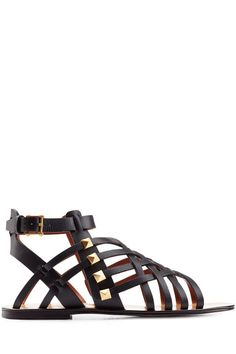 Gladiator sandals add instant Cali cool to a white linen dress or a pair of ripped denim shorts (see: Kendall Jenner). Shop the 20 best pairs, including these Valentino Rockstud Gladiator Sandals.