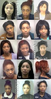 """Tommie Lee Mugshots Love And Hip Hop Star Goes To Jail  TMZ reports that Love and Hip Hop AtlantastarTommie Leeis adding another mugshot to her collection. She turned herself in on to police on Wednesday August 31 2016. An arrest warrant was filed after Lee threatened to kill Joseline Hernandez. Another one bites the dust. Similar to Stevie J Lee has to prove her innocence because of the """"Puerto Rican Princess.""""  According to Global GrindTommie violated the restraining order that Joseline…"""