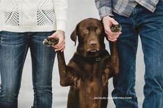 Engagement photo.