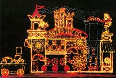 Where to See Holiday Lights in and around Cleveland