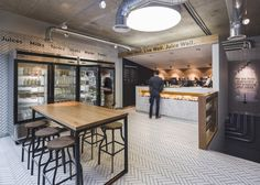 juice bar design - Buscar con Google