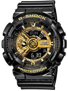 Casio G-Shock Special Color GA-110GB-1AER - minuta.pl