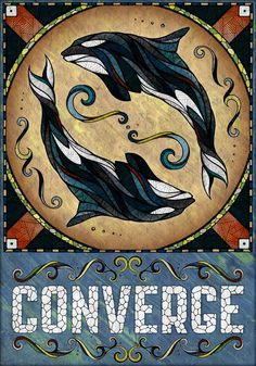 Alive Poster Series - Converge