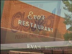 Review on Eva's Restaurant in Summerville, SC;  truly a step back in time.