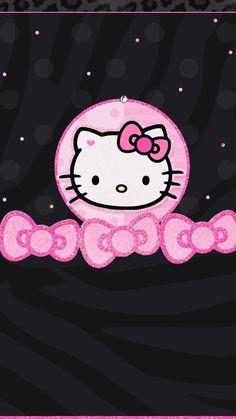 Pink hello kitty, sanrio hello kitty, hello kitty themes, little ki Hello Kitty Art, Hello Kitty Themes, Sanrio Hello Kitty, Hello Kitty Backgrounds, Hello Kitty Wallpaper, Nice Backgrounds, Sanrio Wallpaper, Pink Wallpaper, Hello Kitty Pictures