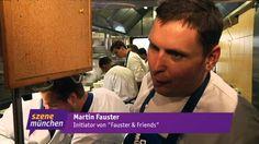 Martin Fauster & Friends 2014 - Küchenparty im Gourmet Restaurant Königshof