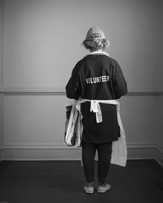 John Delaney's beautiful photo series of the volunteers serving at New York's Holy Apostles Soup Kitchen.