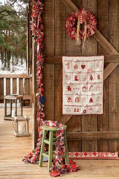 calendarul de advent diy Cool Diy, Diy Advent Calendar, Advent Calendars, Navidad Diy, Family Holiday, Ladder Decor, Christmas Decorations, Activities, Beste Diy