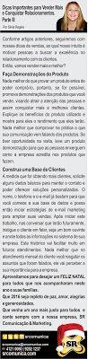 SR Comunica: Artigo Revista Vitrini Dezembro