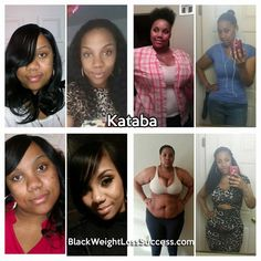 Kataba lost 137 pounds. After reaching 335 lbs, she reflected on a doctor's warning that weight release could be harder after the age of 25. She shared with about her 2 year journey.