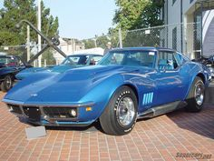 Boasting a top speed of about 170 mph with a special order package, the 1968 L88 Corvette is thought to be the end-all, be-all in the Corvette world.