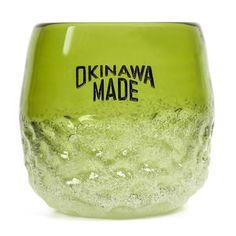 OKINAWAMADE™琉球ガラス(グリーン)
