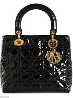 The Lady Dior, by Christian Dior, is another bankable classic because of its link with Pri...
