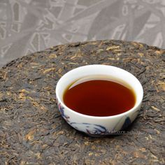 Fengqing Ripened Tribute Pu Erh Tea