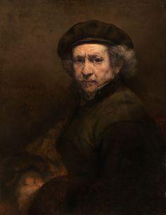 Rembrandt Harmenszoon van Rijn (15 July 1606 – 4 October 1669)