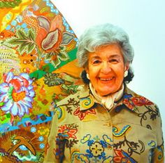 Miriam Schapiro (born is a Canadian-born artist based in America. She is a pioneer of feminist art. She is also considered part of the Pattern and Decoration art movement. Women In History, Art History, Human Rights Movement, Feminist Art, Pattern And Decoration, Textile Artists, Textiles, World Of Fashion, Art Lessons