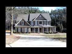#homesforsale #realestate #mcdonoughga #fishersmill This stunning all brick 2 story custom home in Fisher's Mill is move-in ready. One thing is for sure, you won't complain about lack of space. Main level features bedroom w/full bath, formal dining room with judges paneling, formal living room, half bath, family room off of kitchen w/fireplace, kitchen has wall oven, separate cook-top, pantry and breakfast area. Upper level features HUGE master, wet-bar, walk-in closet, Offered for $269,900!