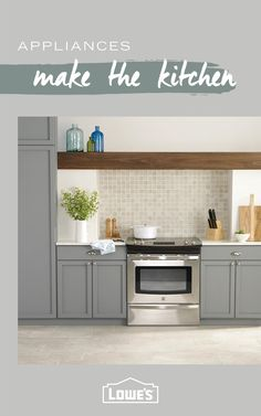 Create a kitchen fit