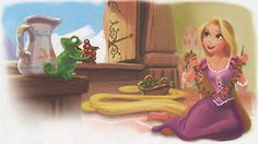 Rapunzel's Winter Adventure