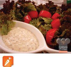 Confraria dos Chefs: Molho de Mostarda e Mel para Saladas