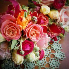 Todos os tamanhos | vibrant bridesmaids bouquets | Flickr – Compartilhamento de fotos!