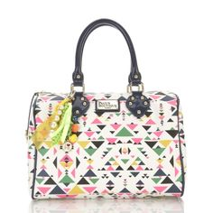 Paul's Boutique | Molly with multi-coloured Aztec design | Paul's Boutique Official Website
