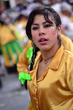 Carnaval Multicolor de la Frontera. Ipiales, Nariño, Colombia. 3 de enero de 2015. Tomada por: Gustavo Montenegro Cardona.