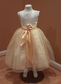 Buy Marguette:  A beautiful dress for the Princess by nanayahstudio. Explore more products on http://nanayahstudio.etsy.com