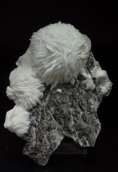 Barite with Sphalerite - Mine des Cèdres, Languedoc-Roussillon, France | Fabre Minerals