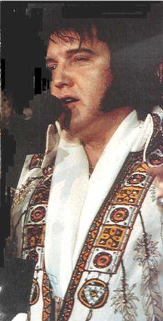February 12 1977  8:30 pm Show  Elvis Presley  Hollywood,  Florida