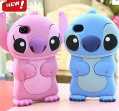 I'm in love with the pink one! So cute!!