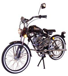 Whizzer~ I loved this Bike!!!