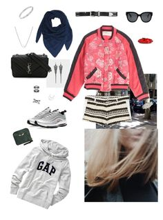"""Untitled #150"" by filippajensen ❤ liked on Polyvore featuring Line&Jo, Isabel Marant, IRO, NIKE, Zadig & Voltaire, Eva Fehren, Gap, Yves Saint Laurent, Valentino and Designers Remix"