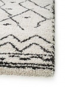 benuta Gobi Shaggy Rug Cream - benuta.co.uk ♥ fashion for floors