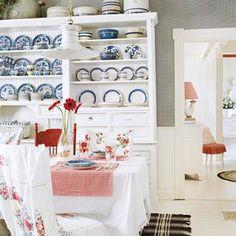 Americana kitchen