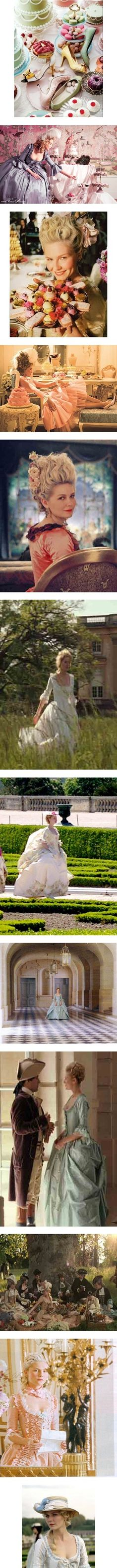 Marie Antoinette by libri on Polyvore featuring backgrounds, pictures, food, marie antoinette, photos, marie, models, pics, people and movies