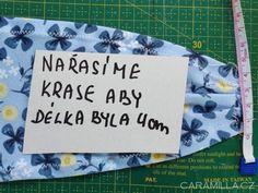 Čelenka do vlasů s gumičkou (inspirace a fotonávod) – Caramilla.cz Positivity, Optimism