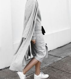 Head-To-Toe Grey