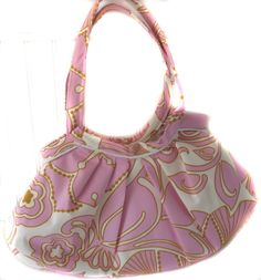Modern Granny Bag  handmade with Anna Maria Horner by AggieRay, $45.00