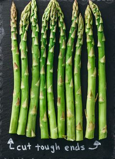 How to cook asparagus perfectly each time