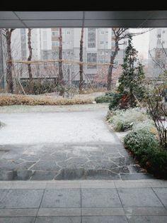 #snow #snow #snow #bday #morning #1203