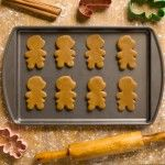 Christmas Gingerbread Cookie #Recipe - Jenn's Blah Blah Blog - Travel, Recipes, Reviews, Giveaways and Sweepstakes