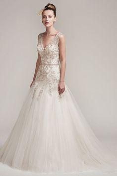 53807df79462 19 inšpirujúcich obrázkov z nástenky 2014 Wedding Dresses