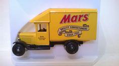 Mars Morris VanLledo Days Gone Delivery Van by billingsleyson