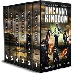 #BookWorld #PopBooks #AmReading #Bookshelves #BookstoreBingo #Suspense #WomensFiction #IReadEverywhere #BookAddict  #uncanny #kingdom #six #book #series #starter #set