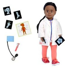 Our Generation® Professional Doll - Meagann™ Doctor